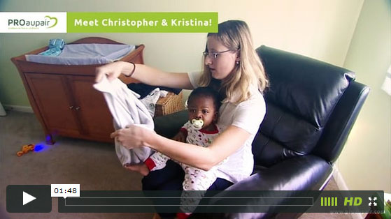 Meet Christopher & Kristina