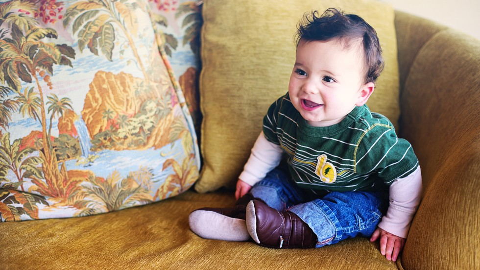 Infant cared for by au pair PROaupair