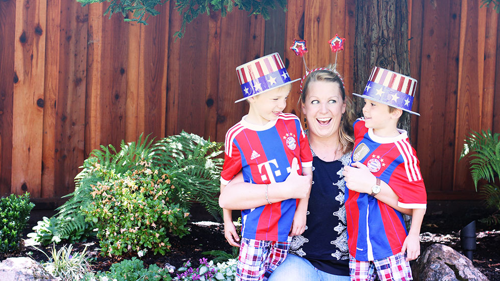 Professional au pair with two boys PROaupair