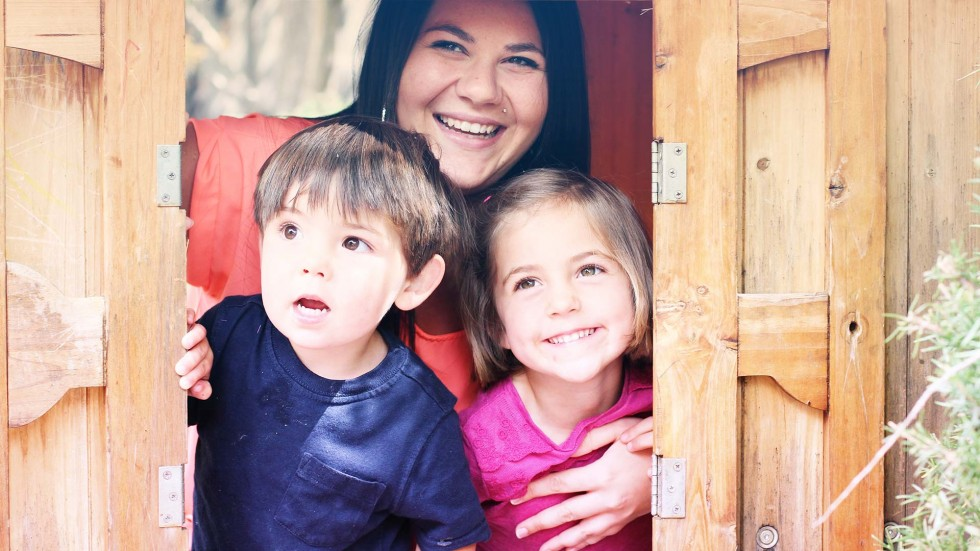 Professional au pair with two children PROaupair