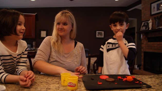 Meet Mikey and his Professional Au Pair Julia
