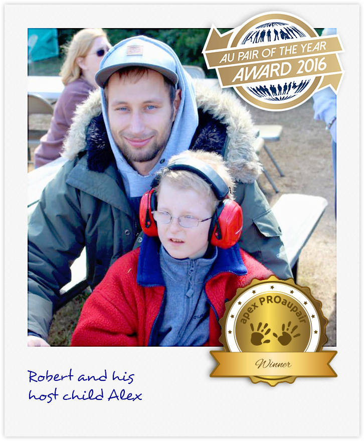Meet PROaupair's Professional Au Pair of the Year Robert
