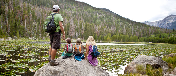 how to work at a national park for the summer
