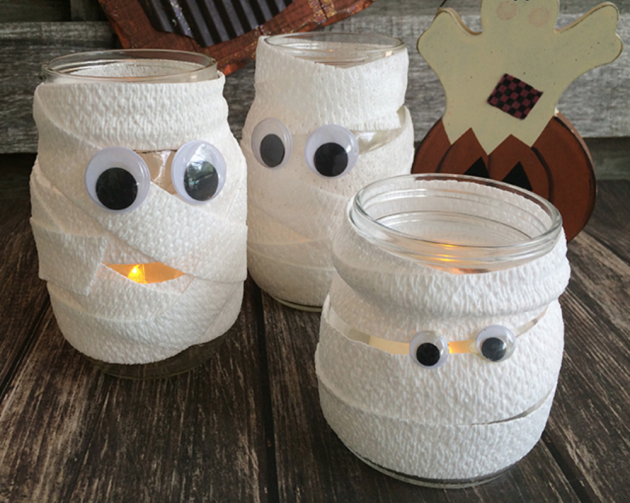 Simple Halloween Decorating Ideas Your Au Pair Can Do With Your Children
