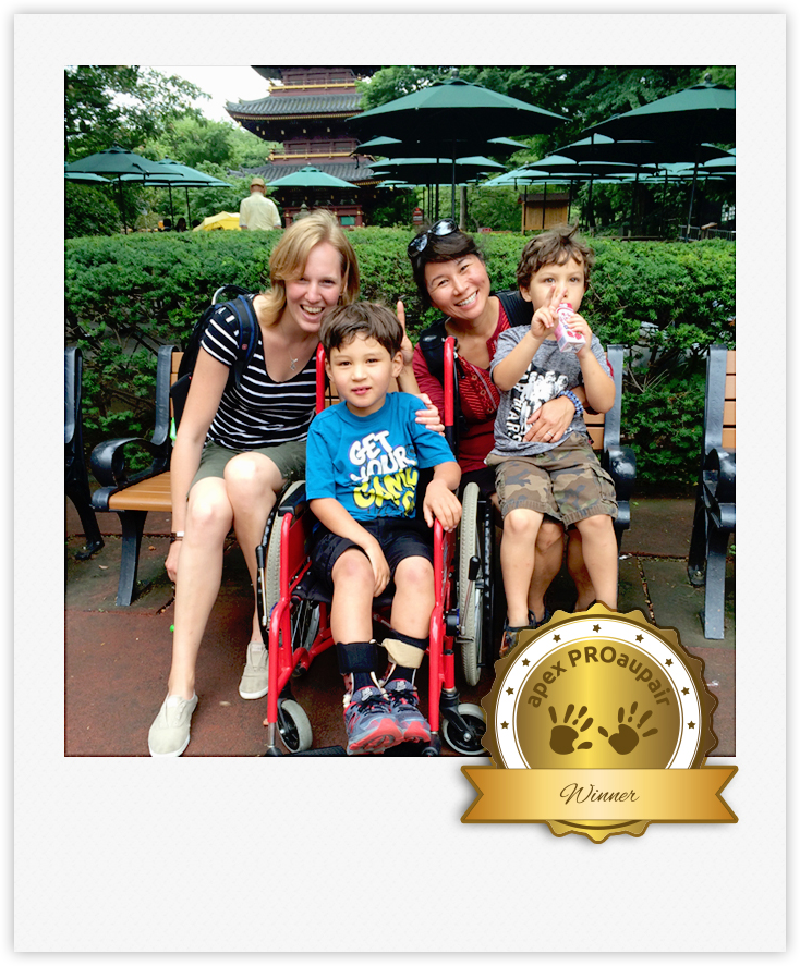 Meet PROaupair's Professional Au Pair of the Year Maren