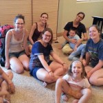 claudia kids and all au pairs