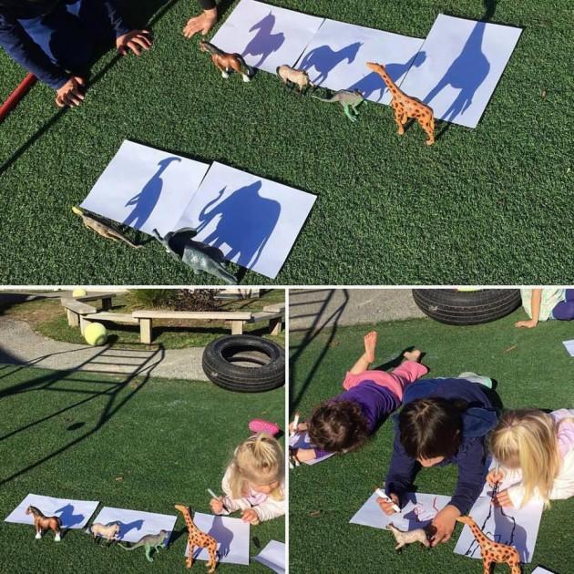 3 fun outdoor activities for kids for Garden activities for toddlers